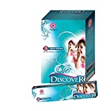 Navneet Perfume Discover Mid Agarbatti-Pack Of 12