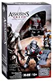Mega Bloks Assassin's Creed Templar Warrior Collectible Character Figure