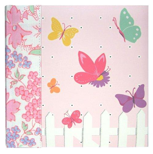 Flowers & Butterflies Sew Vintage Photo Album