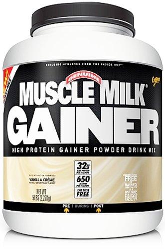 Cytosport - Muscle Milk Genuine High Protein Gainer Powder D