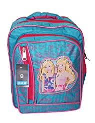 Barbie Cartoon Printed School Bag For Kids - B01A5CALGU