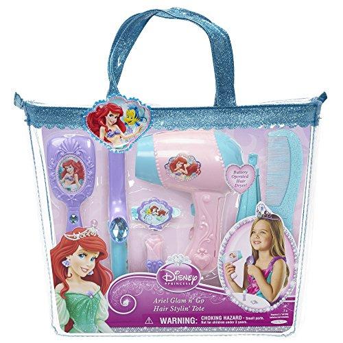 Disney Princess Ariel Glam Hair Stylin Tote