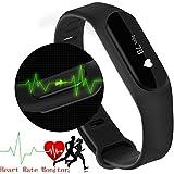 Smart Watch SmartWatch Modroid Smart Band Smart Wristband And Activity Tracker Bracelet Heart Rate Detection Sleep... - B01EQ8J59I