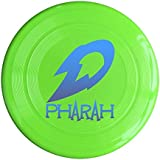 WG Brand KellyGreen, One Size : WG Unisex OW Pharah OverPharah Watch Video Game Character Logo Outdoor Game Frisbee...