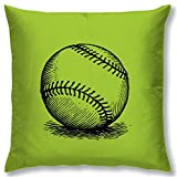 Right Digital Printed Clip Art Collection Cushion Cover RIC0040a-Green