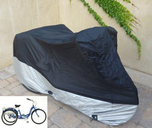Adult Tricycle cover for Schwinn, Westport in Black ss300 75