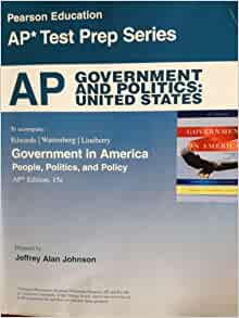 Politics in America, 2018 Elections and Updates Edition (Subscription), 11th Edition