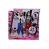 Mattel Barbie Stylin Friends: Barbie & Raquelle (Assorted)