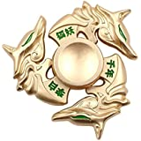 """MSE """"OFFER"""" Storage Box (Any1 Box) Free With Fidget Spinner Worth Of Worth Of 799* New Toy Links Upgraded Edition Star Shield High Speed Finger Spinner Game, Stress Reducer Toy , Game For Finger Spinner Game."""