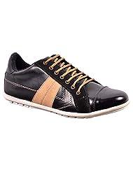 Aureno Men's Synthetic Sneakers - B011BFZVQ0