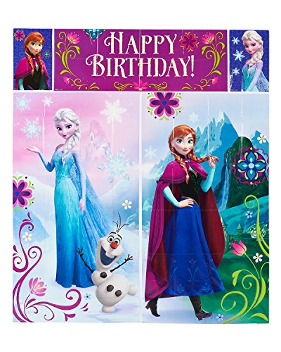 Frozen Wall Decorations