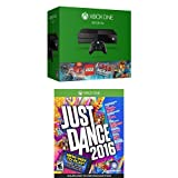 Xbox One 500GB Console - The LEGO Movie Bundle + Just Dance 2016