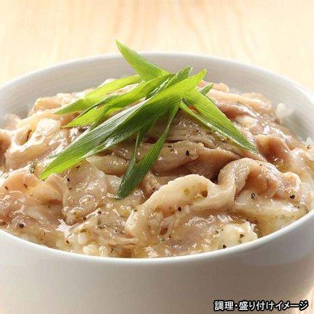 ヤヨイ 業務用 どんぶり屋 ねぎ塩豚焼肉丼の具 1食(90g)【冷凍食品】