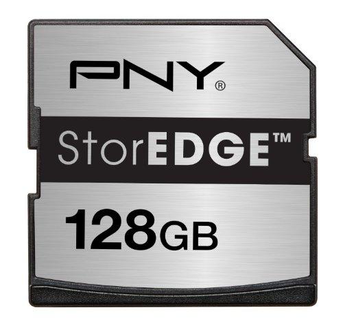 PNY+StorEDGE+128GB+SDXCスロット対応+for+MacBook+Air%2C+Pro+[並行輸入品]