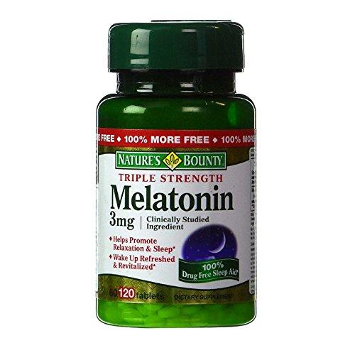 cherry triple strength melatonin
