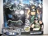 WWE WRESTLEMANIA 21 THE HURRICANE (W/MASK and WEARABLE 24`CAPE)