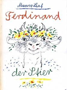 Ferdinand, der Stier: Amazon.de: Munro Leaf, Werner Klemke