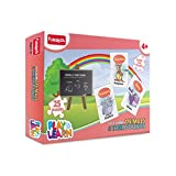 Funskool Play And Learn Animals And Their Sounds, Multi Color