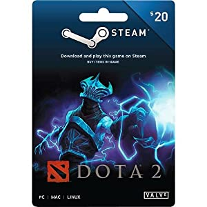Dota 2 trading items on steam platform