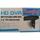 "Emerging HD DVR - HD Portable DVR With 2.5"" TFT Screen / 2.5-inch HD Car LED IR Vehicle DVR Road Dash Video Camera... - B01DVZ3SVI"
