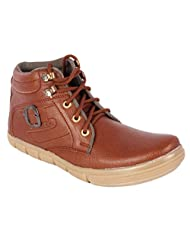 George Adam Men's Leather Casual Shoes - B0146SHNX8
