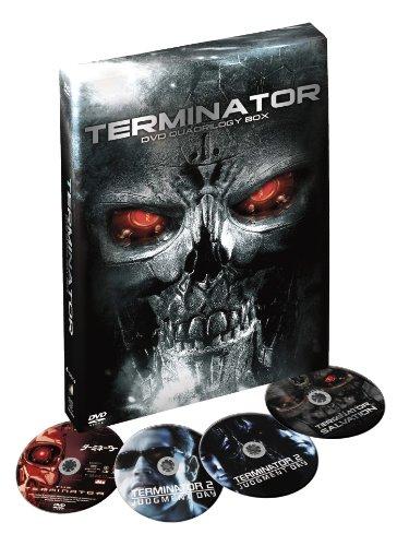 ターミネーター DVDクアドリロジーBOX(4枚組) 【個数限定商品】