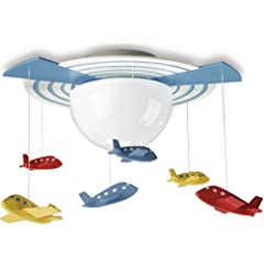 Philips 401535548 Kidsplace Ceiling Lamp Multi-Colored