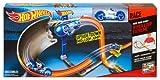 Hot Wheels Moto Track Stars Hyper Loop Extreme Trackset