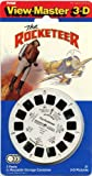 ViewMaster - The Rocketeer - 3 Reels on Card- NEW