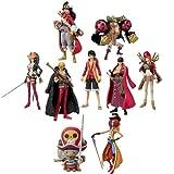 One Piece Film Z Super Modeling Soul -Decisive Battle Clothes- PVC Figure (1 Random Blind Box)