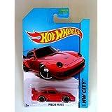 2014 Hot Wheels HW City Porsche 993 GT2 (Red) 27/250 1:64