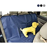 Alcoa Prime Car Back Seat Covers Auto Travel Mat For Pet Dogs 3 Colors 130*102cm Waterproof