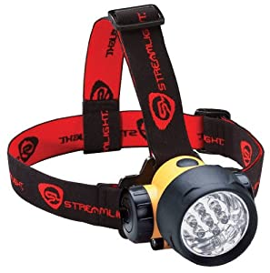 Streamlight 61052 Septor LED Headlamp with Strap - Head