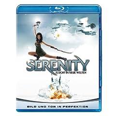 [Blu-ray] Serenity für 10,97 € (keine Versandkosten)