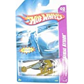 Aerial Attack #2 Killer Copter #2007 74 Collectible Collector Car Mattel Hot Wheels 1:64 Scale By Hot Wheels