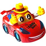 NOVICZ Battery Operated Dancing Toy Car With Music And Light Kids Toy Car - Kids Toys