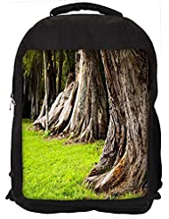 """Snoogg Huge Tress Casual Laptop Backpak Fits All 15 - 15.6"""" Inch Laptops"""
