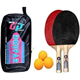 Dhupar Products Wood Table Tennis Set (Dp-Dexterous-2)