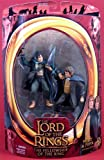 The Lord of the Rings: The Fellowship of the Ring - Merry & Pippin with Elven Cloaks Action Figures