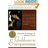 Godesses in Everywoman, by Jean Shinoda Bolen