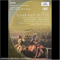 輸入盤ガーディナー指揮/モンテヴェルディ合唱団、イングリッシュ・バロック・ソロイスツ《コジ・ファン・トゥッテ》の商品写真