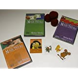 Amazing Easy To Learn Magic Tricks: Coin Magic Dvd, Money Magic Dvd, Spongeballs With Dvd, And Emerson And Wests...