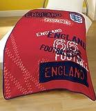 England F.A. Fleece Blanket Red 66