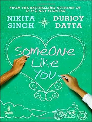 Durjoy Datta Books List : Someone Like You