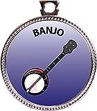 Keepsake Awards Banjo Silver Award Disk