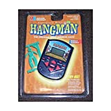 HANGMAN Electronic Handheld Game (Clear Case 1995 Edition)
