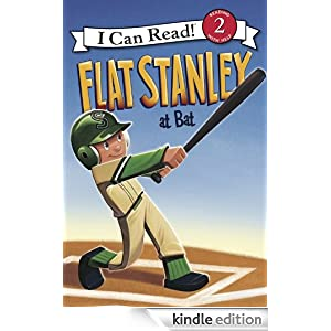 can i read kindle books on my iphone flat stanley at bat i can read level 2 i can read book 2 20645