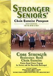 Amazon.com: Stronger Seniors Core Strength DVD-Resistance