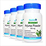 HealthVit ARJUNAVIT Arjuna Powder 250 Mg 60 Capsules (Pack Of 7)
