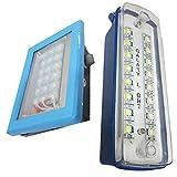 DCS Rechargeable Emergency Light 3 WATT LED LAMP And Rechargeable Emergency SMD LED Strip Light (Pack Of 2)